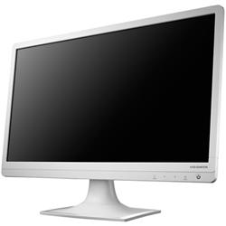 5年保証 ブルーライト低減機能付き 21.5型ワイド液晶ディスプレイ ホワイト LCD-AD222EW(FMDI005321)