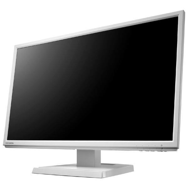 「5年保証」広視野角ADSパネル採用 DisplayPort搭載21.5型ワイド液晶ディスプレイ ホワイト LCD-DF221EDW(FMDI010714)