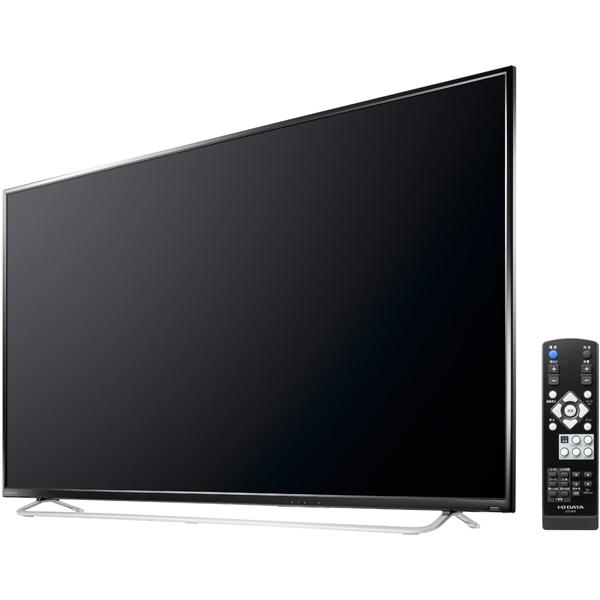 「5年保証」4K対応 55型(可視領域54.6型)ワイド液晶ディスプレイ LCD-M4K551XDB2(FMDI009465)