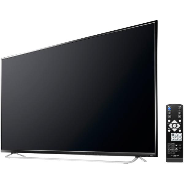 「5年保証」4K対応&広視野角ADSパネル採用 55型(可視領域54.6型)ワイド液晶ディスプレイ LCD-M4K552XDB(FMDI010722)