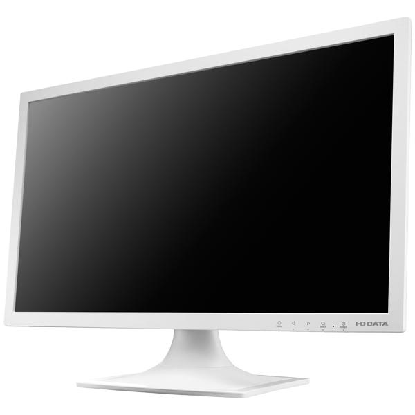 「5年保証」20.7型ワイド液晶ディスプレイ(スピーカー搭載モデル) ホワイト LCD-MF211ESW(FMDI007156)