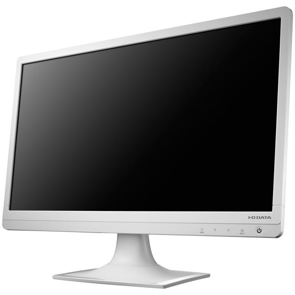 5年保証 ブルーリダクション搭載 LEDバックライト採用 21.5型ワイド液晶ディスプレイ スピーカー付 ホワイト LCD-MF223ESW(FMDI006112)