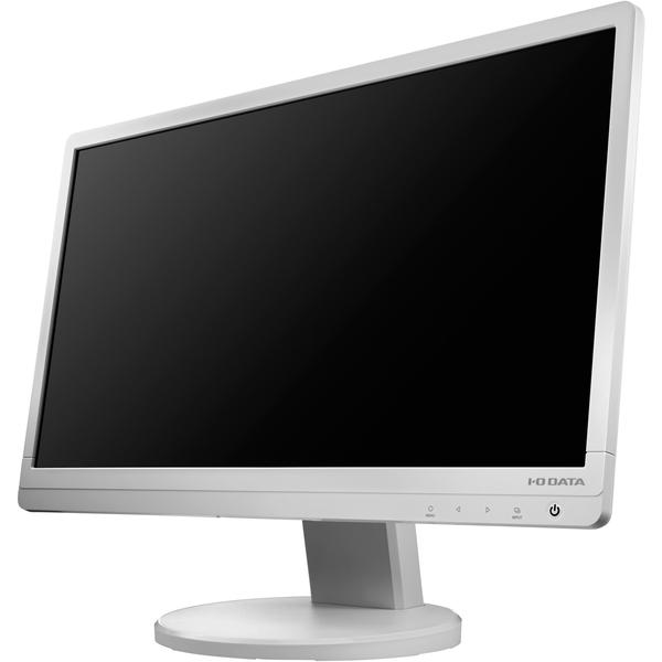 「5年保証」フリースタイルスタンド採用 21.5型ワイド液晶ディスプレイ ホワイト LCD-MF223EW/B(FMDI006102)