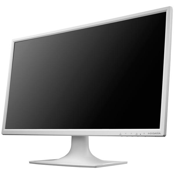 5年保証 23.8型ワイド液晶ディスプレイ ホワイト LCD-MF244EDW(FMDI005330)