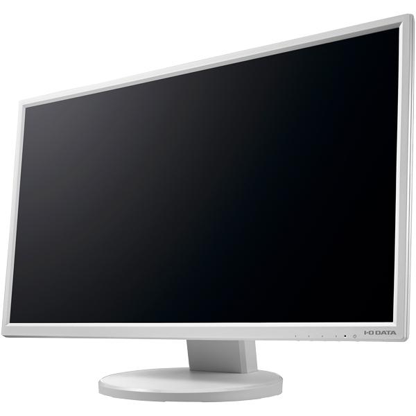 「5年保証」フリースタイルスタンド&広視野角ADSパネル23.8型ワイド液晶ディスプレイ ホワイト LCD-MF245EDW-F(FMDI009467)
