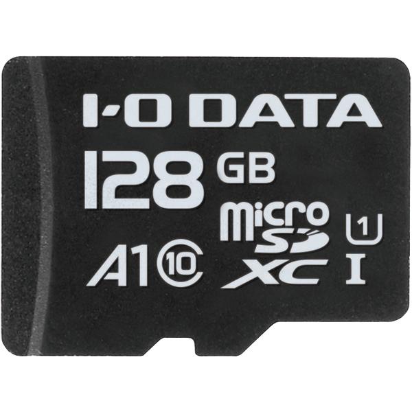 Application Performance Class 1/UHS-I スピードクラス1対応 microSDXCカード 128GB MSDA1-128G(FMDI013256)