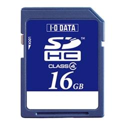 「Class 4」対応 SDHCカード 16GB SDH-W16G(FMDI004548)