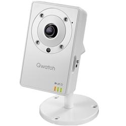 マイク・スピーカー付き無線LAN対応ネットワークカメラ 「Qwatch」 TS-WLC2(FMDI002494)