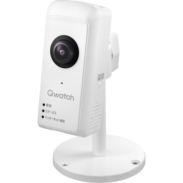 180度パノラマビュー対応ネットワークカメラ「Qwatch(クウォッチ)」 TS-WRFE(FMDI007163)