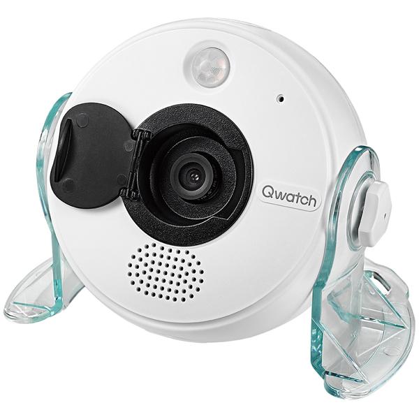 高画質 無線LAN対応ネットワークカメラ「Qwatch(クウォッチ)」 TS-WRLP(FMDI007164)