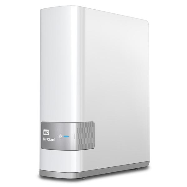 パーソナルクラウドストレージ「WD Cloud」4TB WDBAGX0040HWT-JESN(FMDI007783)