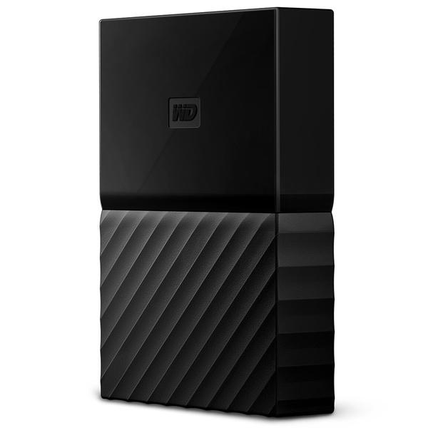 ポータブルストレージ 「My Passport」(2016年発売モデル) 4TB ブラック WDBYFT0040BBK-WESN(FMDI006231)