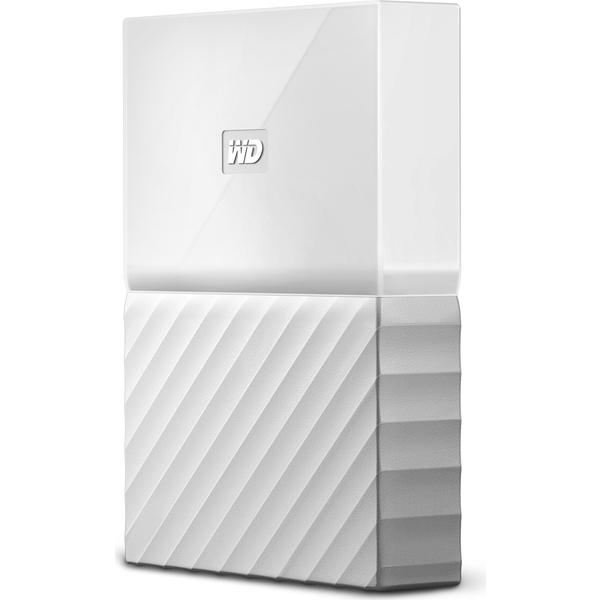 ポータブルストレージ 「My Passport」(2016年発売モデル) 4TB ホワイト WDBYFT0040BWT-WESN(FMDI006232)