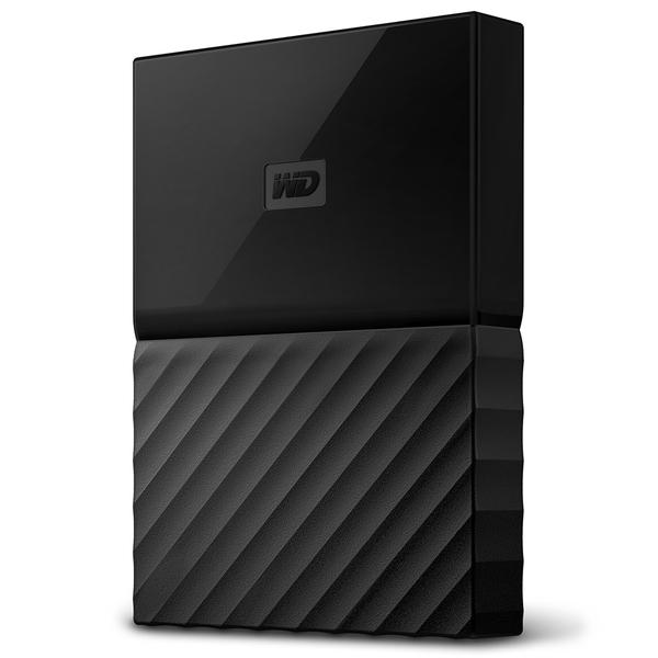 ポータブルストレージ 「My Passport」(2016年発売モデル) 1TB ブラック WDBYNN0010BBK-WESN(FMDI006233)