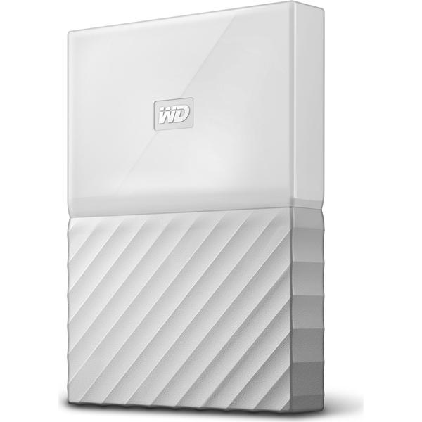 ポータブルストレージ 「My Passport」(2016年発売モデル) 1TB ホワイト WDBYNN0010BWT-WESN(FMDI006234)