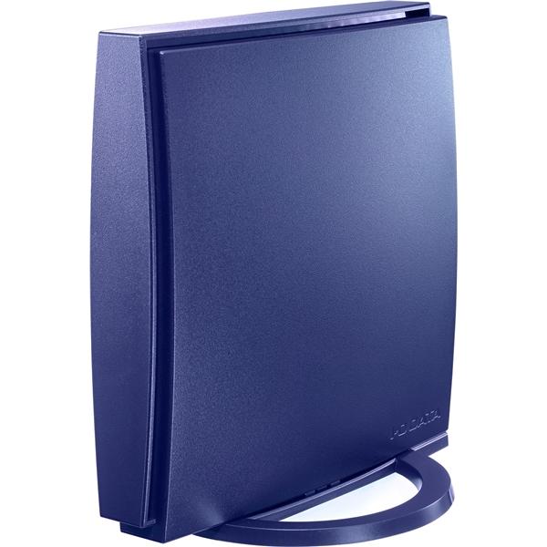 11ac対応 867Mbps(規格値) 無線LAN(Wi-Fi)ルーター ミレニアム群青 WN-AX1167GR(FMDI005715)