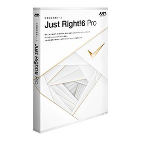 Just Right!6 Pro 通常版(FMDIS01110)