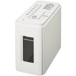 デスクサイドマルチシュレッダー<Silent-Duo> ノーブルホワイト KPS-MX100W(FMDI007176)