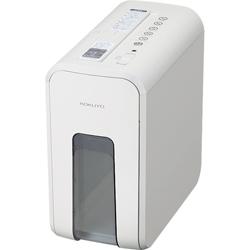 デスクサイドシュレッダー<RELISH> スノーホワイト KPS-X80W(FMDI007177)