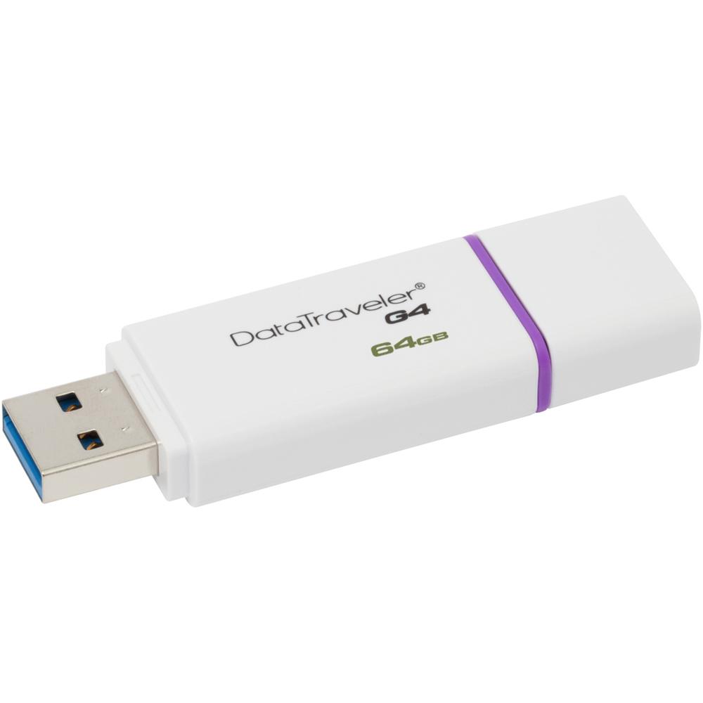 64GB USB3.0�������[ DataTraveler G4 �o�C�I���b�g�EDTIG4/64GB(FMDI003888)