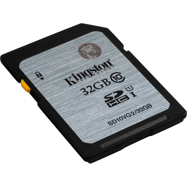 32GB SDHC�J�[�h Class10 UHS-I 45MB/s Read SD10VG2/32GB(FMDI004556)