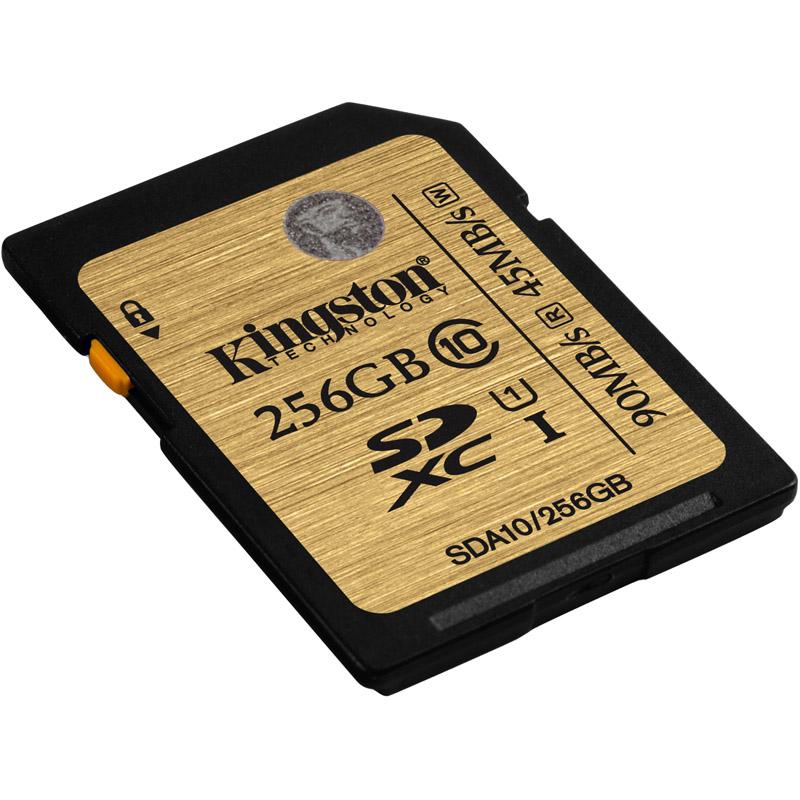 256GB SDXCカード Class10 UHS-1 Ultimate R SDA10/256GB(FMDI004563)