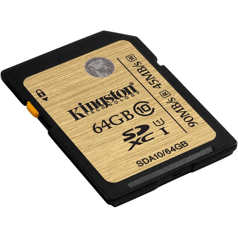 64GB SDXCカード Class10 UHS-1 Ultimate R SDA10/64GB(FMDI004566)