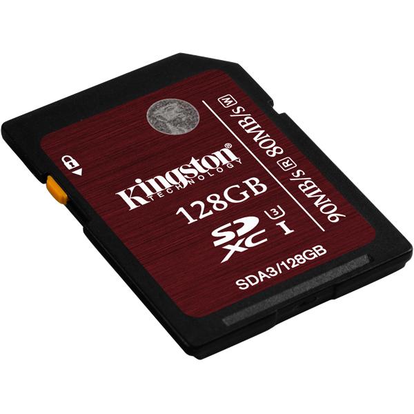 128GB SDXCカード UHS-I Speed Class 3 R SDA3/128GB(FMDI004567)