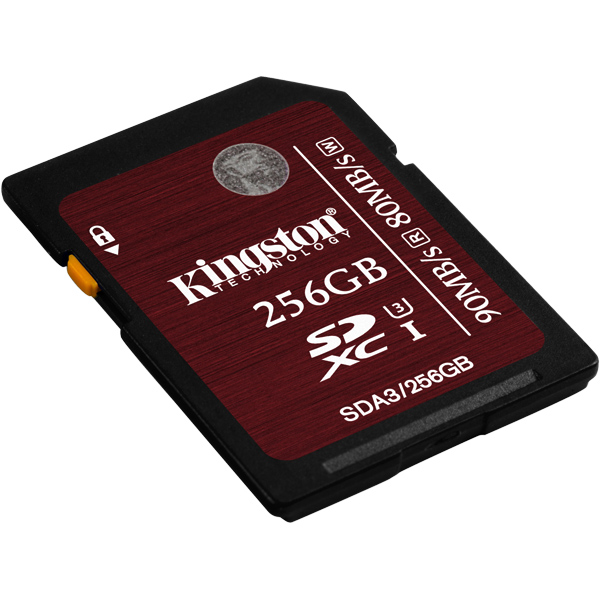 256GB SDXCカード UHS-I Speed Class 3 R SDA3/256GB(FMDI004568)