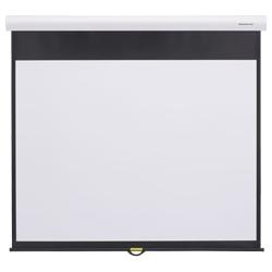 グランビュー手動スクリーン幕面ホワイトマット仕様80型ハイビジョンサイズ GSR-80HDW(FMDI007178)