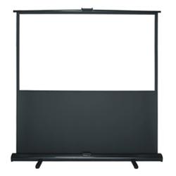 床置きモバイルスクリーン幕面ホワイトマット仕様60型(16:10)WXGAサイズ GUP-60WXW(FMDI007180)