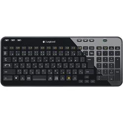 ワイヤレスキーボード 専用USBレシーバー付 K360r(FMDI005898)