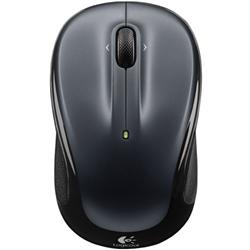 ワイヤレスマウス レシーバー付 ダークシルバー M325tDS(FMDI008852)