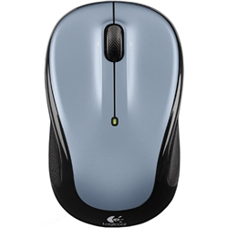 ワイヤレスマウス レシーバー付 ライトシルバー M325tLS(FMDI008853)
