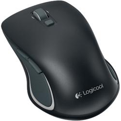 ワイヤレスマウス ブラック (専用USBレシーバー付) M560BK(FMDI005012)