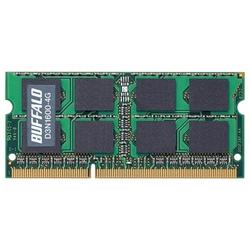 PC3-12800(DDR3-1600)対応 204Pin用 DDR3 SDRAM SO-DIMM 4GB(FMDI001146)