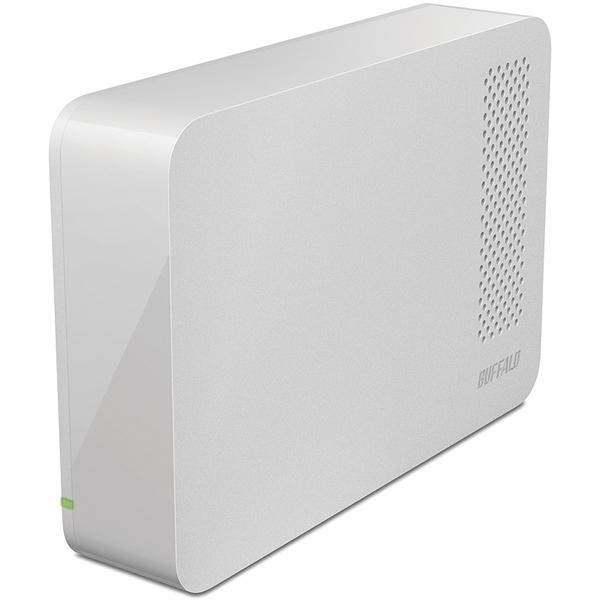 USB3.1(Gen1)/USB3.0用 外付けHDD 2TB ホワイト HD-LC2.0U3-WHF(FMDI007056)