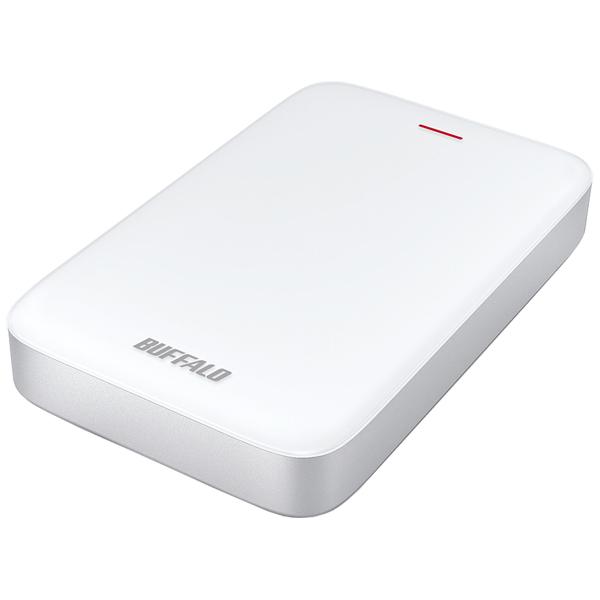 ミニステーション Thunderbolt&USB3.1(Gen1)/USB3.0対応ポータブルHDD USB Type-C変換端子付属 1TB(FMDI006235)