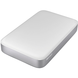 ミニステーション Thunderbolt&USB3.0用 ポータブルSSD 128GB HD-PA128TU3S(FMDI003548)