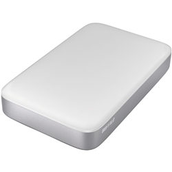 ミニステーション Thunderbolt&USB3.0用 ポータブルSSD 256GB HD-PA256TU3S(FMDI003550)