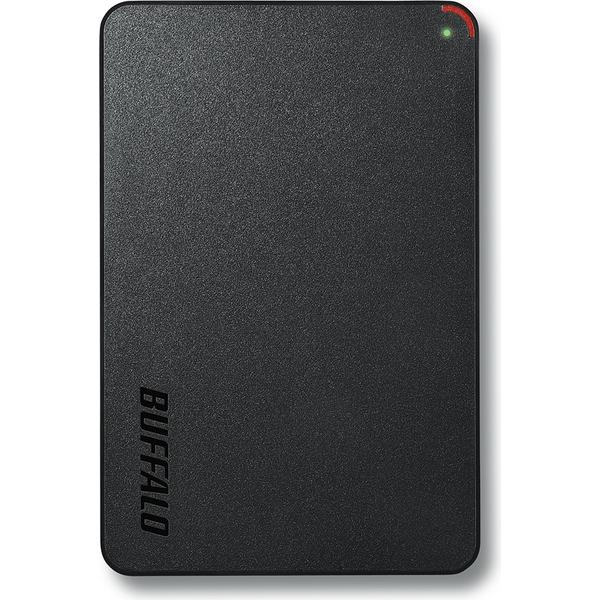 �~�j�X�e�[�V���� �^�[�{PC EX2�Ή� USB3.0�p �|�[�^�u��HDD 2.0TB �u���b�N HD-PCF2.0U3-GBD(FMDI005865)