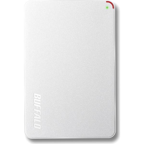 �~�j�X�e�[�V���� �^�[�{PC EX2�Ή� USB3.0�p � �[�^�u��HDD 500GB �z���C�g HD-PCF500U3-WD(FMDI005868)