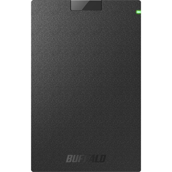 ミニステーション USB3.1(Gen.1)対応 ポータブルHDD スタンダードモデル ブラック 500GB HD-PCG500U3-BA(FMDI010227)