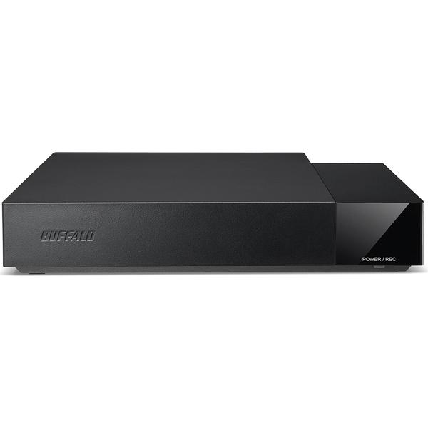 24時間連続録画対応 テレビ録画専用設計 USB3.1(Gen1)/USB3.0対応 3.5インチ 外付けHDD 4TB HDV-SA4.0U3/VC(FMDI007068)