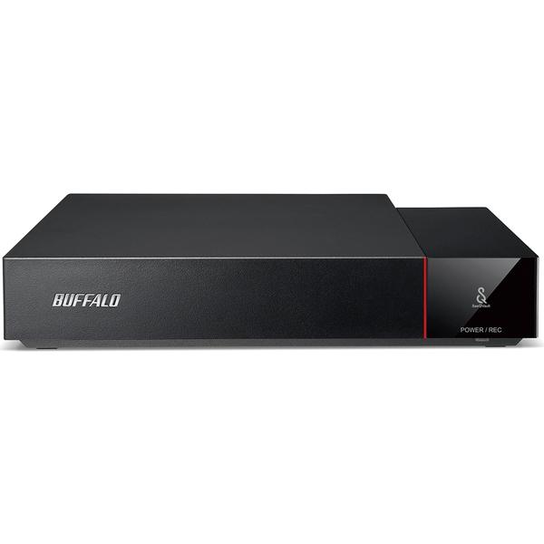 テレビ録画専用設計 SeeQVault/24時間録画/USB3.1(Gen1)/USB3.0対応 3.5インチ 外付けHDD 4TB HDV-SQ4.0U3/VC(FMDI007072)