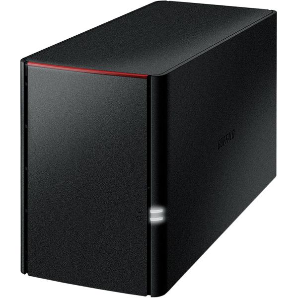 リンクステーション RAID機能搭載 ネットワーク対応HDD 8TB LS220D0802G(FMDI012296)