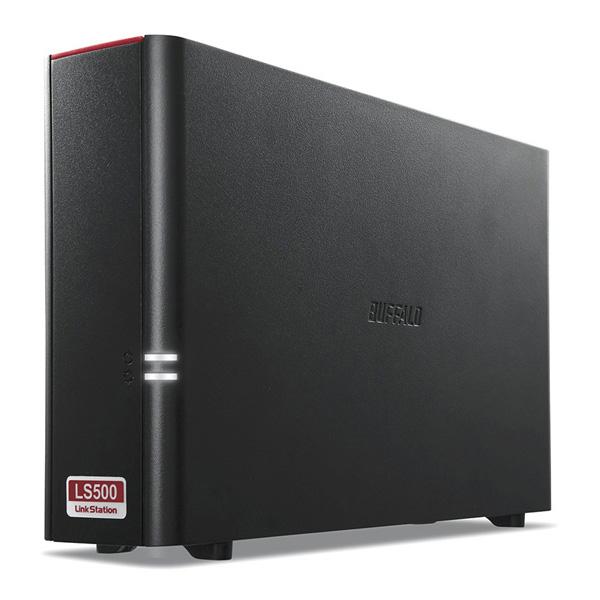 リンクステーション ネットワークHDD 高速モデル 4TB LS510D0401G(FMDI012300)