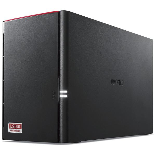リンクステーション RAID機能搭載 ネットワークHDD 高速モデル 4TB LS520D0402G(FMDI012302)