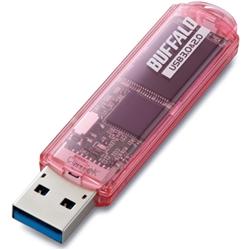 USB3.0対応 USBメモリー スタンダードモデル 16GB ピンク・RUF3-C16GA-PK(FMDI003927)