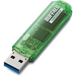 USB3.0対応 USBメモリー スタンダードモデル 8GB グリーン RUF3-C8GA-GR(FMDI012555)